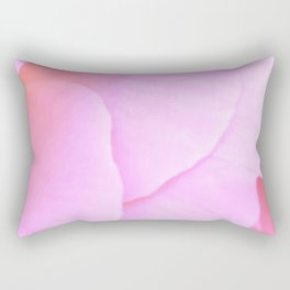 Flower | Flowers | Floral | Pink Rose Petals | Nadia Bonello Rectangular Pillow