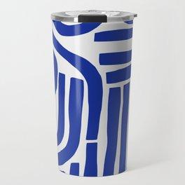 S and U Travel Mug