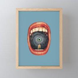 Veritas Framed Mini Art Print