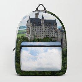 Neuschwanstein Castle Backpack