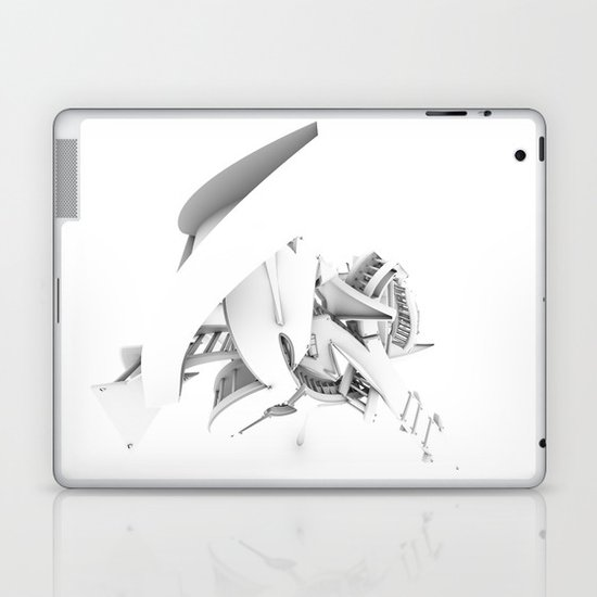 Endogfx Top Laptop & iPad Skin