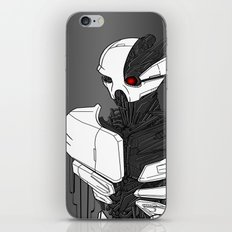 ULTRACRASH 1 iPhone Skin