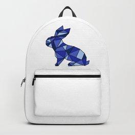 Geometric Rabbit Backpack