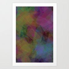Shapes#2 Art Print