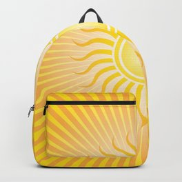 Golden Sunshine Backpack