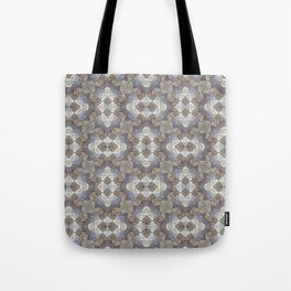 Tree Weave 4 Fabric Tote Bag