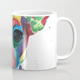 Roxy Colorful Rat Terrier Coffee Mug