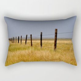 Prairie Mile Rectangular Pillow