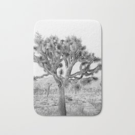 Joshua Tree Giant by CREYES Bath Mat