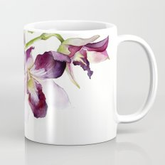 Radiant Orchids: Magenta Dendrobiums Mug