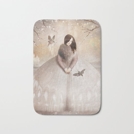 Moth Princess Bath Mat