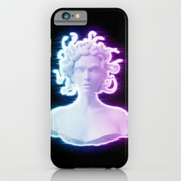 Medusa IV iPhone Case