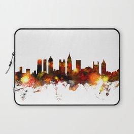 Atlanta Georgia Skyline Laptop Sleeve