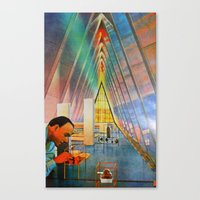 science Canvas Prints featuring science by Hugo Barros
