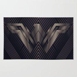 WonderWoman Logo Rug