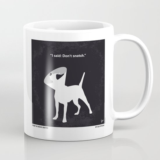 No079 My Snatch minimal movie poster Mug
