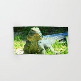 Iguana and Chill Hand & Bath Towel