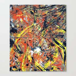 Wait / M83 Canvas Print