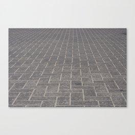 Cobblestone Canvas Print