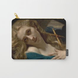 Hugues Merle - Mary Magdalene in the Cave Carry-All Pouch