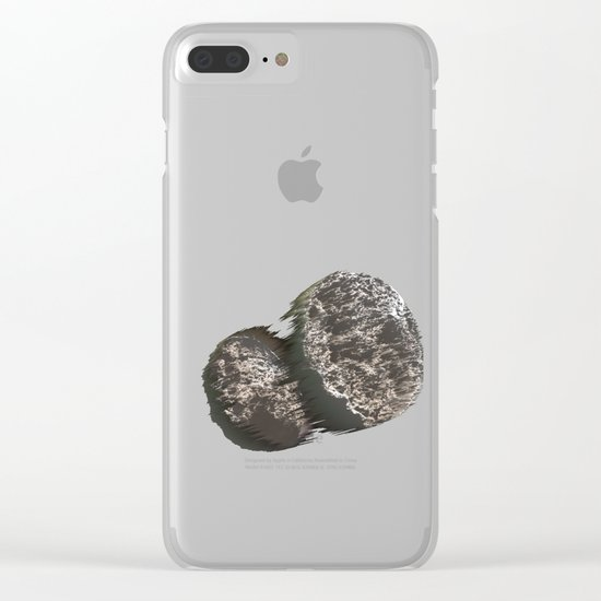 Two Clear iPhone Case