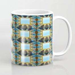 Patterns of a house Coffee Mug