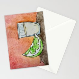Tequila Shot #1 Stationery Cards