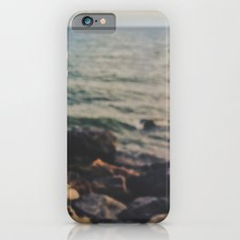 Horizon breeze iPhone Case