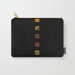 Colored squares Carry-All Pouch