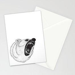 Hungry Bear Stationery Cards