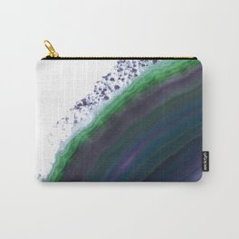 Strata Agate Carry-All Pouch