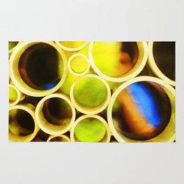 Circle Abstract Rug
