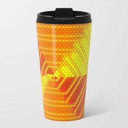 UNECOMB Metal Travel Mug