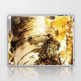 The Beautiful Birch Laptop & iPad Skin