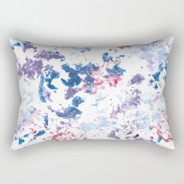 Botanical Impressions: BOUQUET 1 Rectangular Pillow