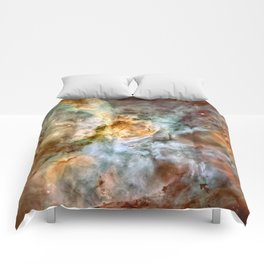 Carina Nebula, Star Birth in the Extreme - High Quality Image Comforters