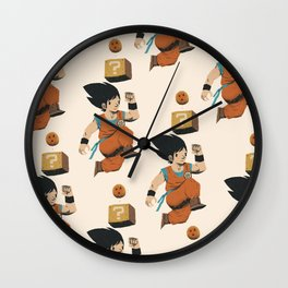 DB question block Wall Clock