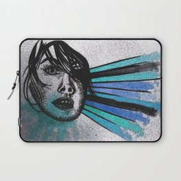Facial Expressions Laptop Sleeve