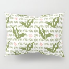 Flora of the Sea Small Prints Pillow Sham