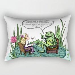 Tommelise Rectangular Pillow