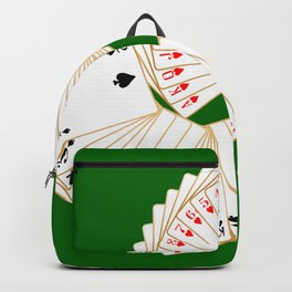 Playing Card Spread Backpack