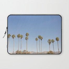 On California Time Laptop Sleeve