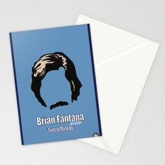 Brian Fantana: Reporter Stationery Cards