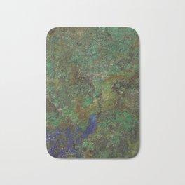Carbonate And Azurite Bath Mat