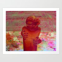 Perfectly Lonely, pt, 3 Art Print