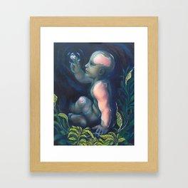 Baptism Framed Art Print