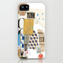 It Always Works Out iPhone Case