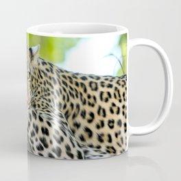 A Leopards Gaze 2 Coffee Mug