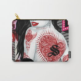 My Funny Valentine Carry-All Pouch