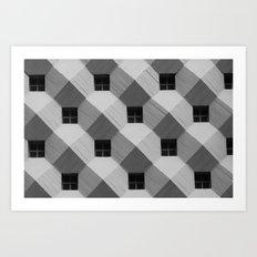 Order. Art Print